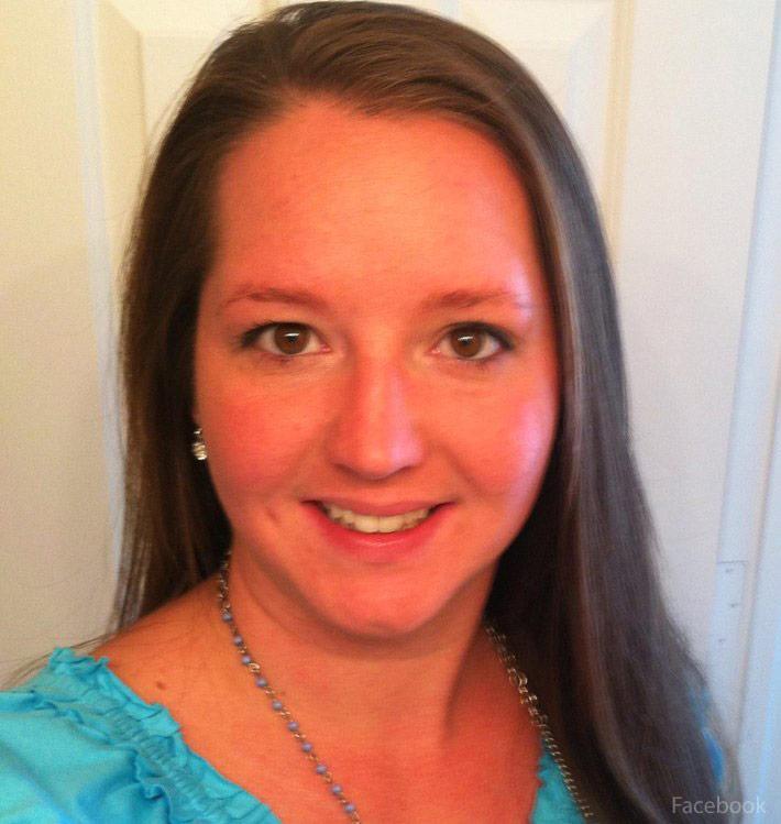 Gary Shirley's girlfriend Kristina Anderson