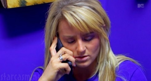 Leah Calvert Drug Problem Teen Mom 2