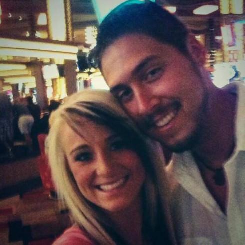 Leah Calvert and Jeremy Calvert
