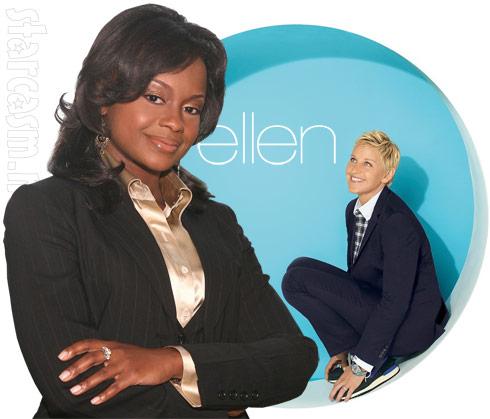 Phaedra Parks on Ellen
