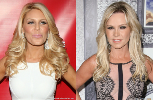 Gretchen and Tamra