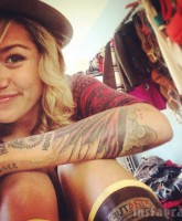 Slednecks Tosca tattoos