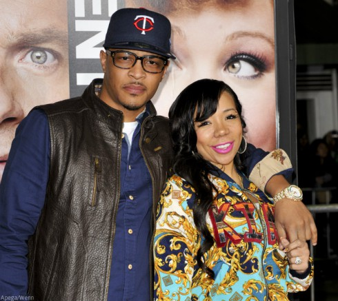 TI and Tiny Before Eye Color