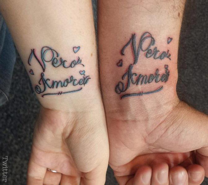 Amber Portwood Vero Amore tattoo