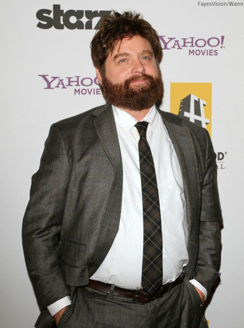 Zach Galifianakis Weight Loss Before 2010