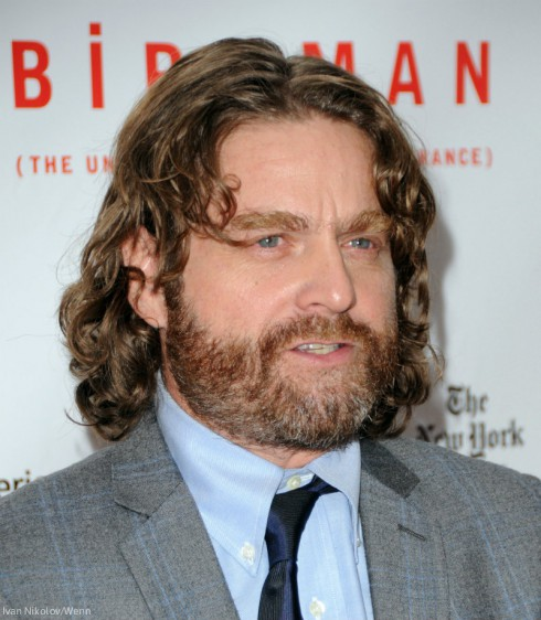 Zach Galifianakis Weight Loss Now 2014