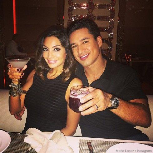 Courtney and Mario