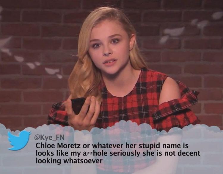 Chloe moretz butthole