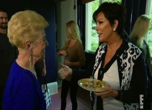 Esther Jenner - Kris Jenner - Keeping Up With the Kardashians