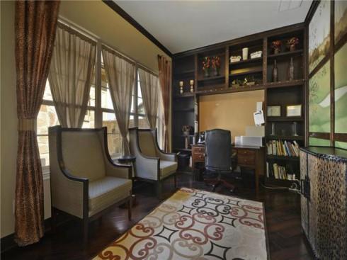 Farrah Abraham's house for sale office