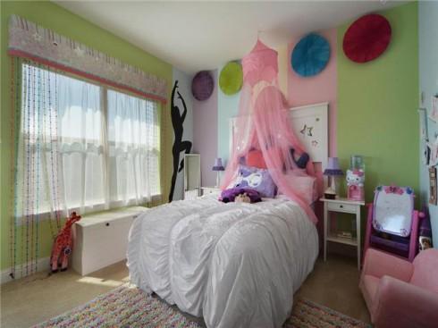 Farrah Abraham house for sale Sophia's bedroom