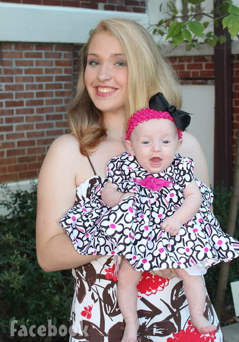 Here Comes Honey Boo Boo Anna Cardwell and daughter Kaitlyn