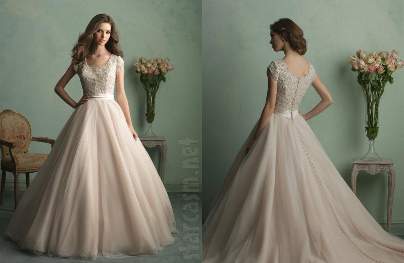 Jessa Duggar Wedding Dress