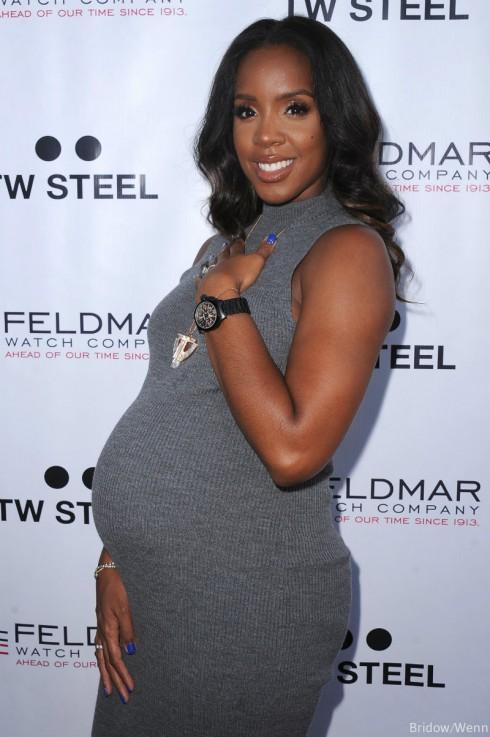 Kelly Rowland Baby Boy