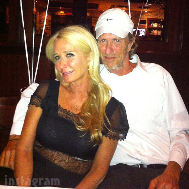 Kim Richards ex-husband Monty Brinson