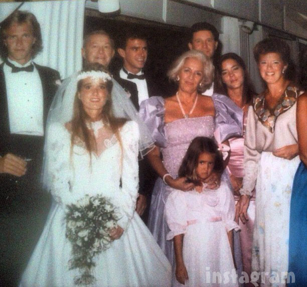 Kim Richards wedding photo Monty Brinson
