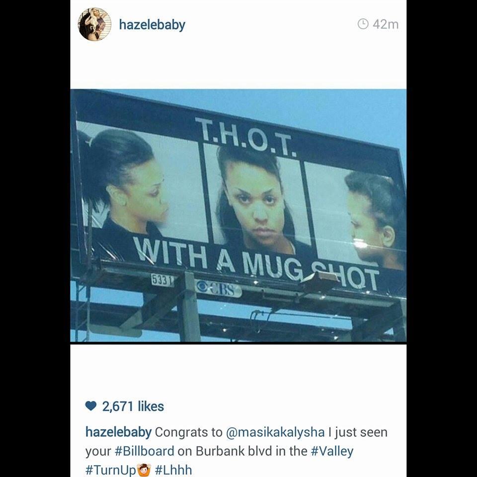 Mugshot Billboard
