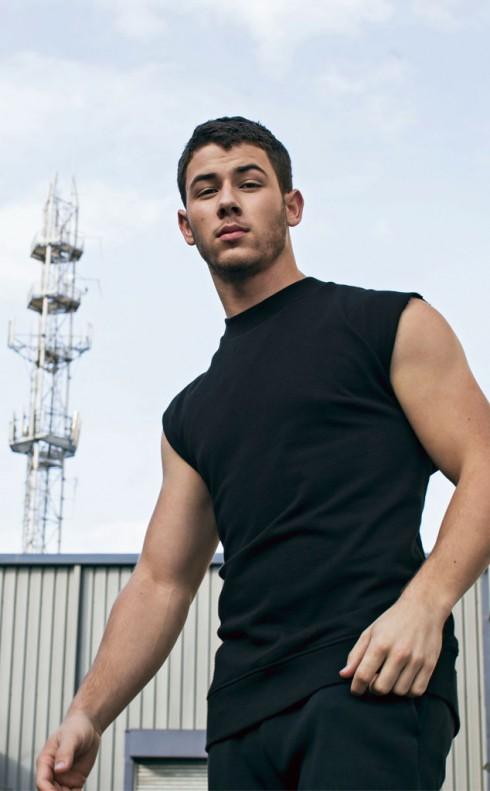 Nick Jonas - Attitude Magazine