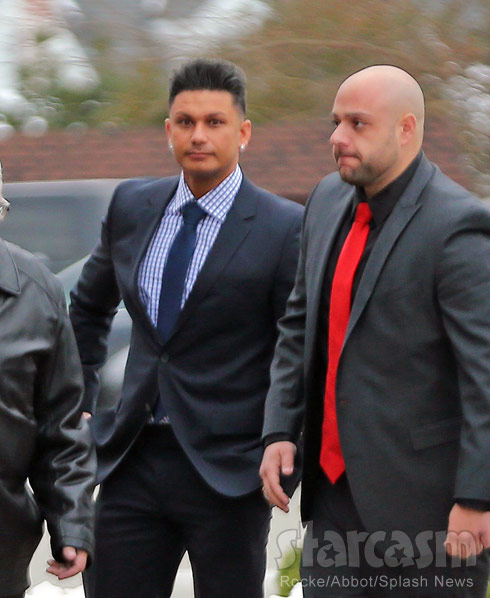 Pauly D Snooki wedding photo