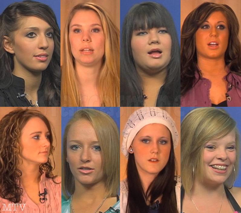 Teen mom 2 cast