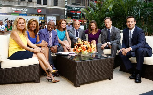 Today Show Anchors 2014
