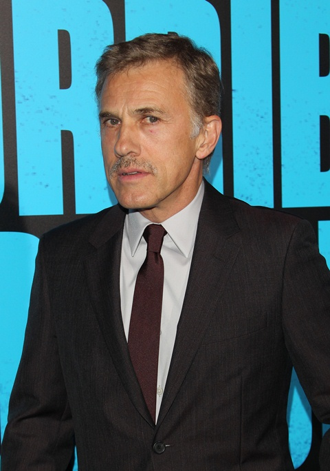 Los Angeles premiere of 'Horrible Bosses 2' at TCL Chinese Theatre - Arrivals Featuring: Christoph Waltz Where: Los Angeles, California, United States When: 20 Nov 2014 Credit: FayesVision/WENN.com