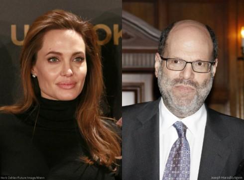 Angelina Jolie Scott Rudin
