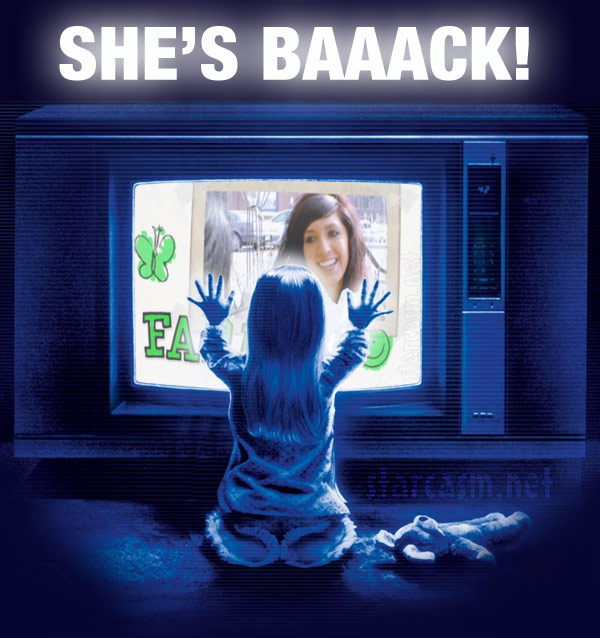 Farrah Abraham returning to Teen Mom Poltergeist She's back