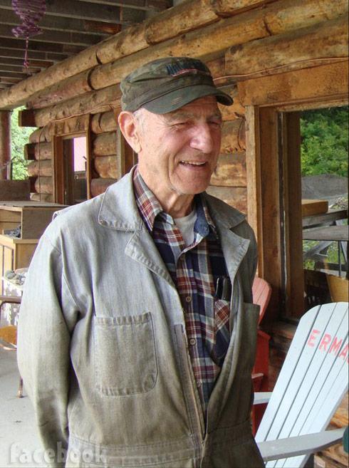 Parker's Grandpa John Schnabel