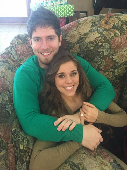 Jessa Seewald and Ben Seewald