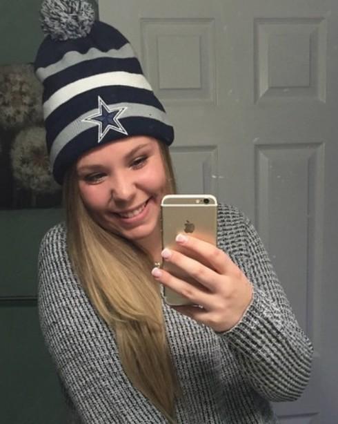 Kailyn Lowry Dallas Cowboys
