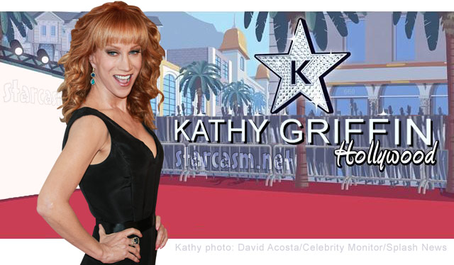 Kathy Griffin: Hollywood app Fashion Police