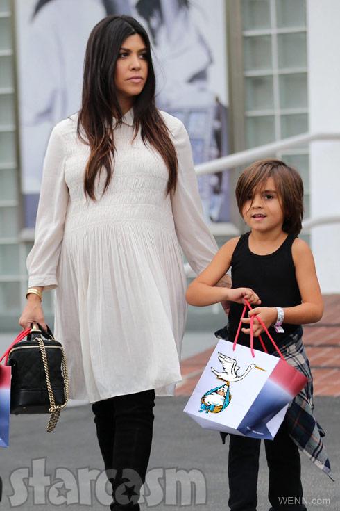 Kourtney Kardashian Mason