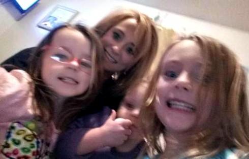 Leah Calvert Daughters Now 2014
