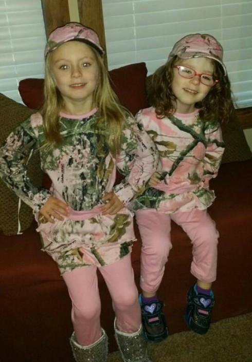 Leah Calvert's Twins