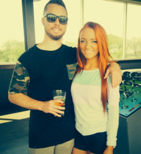 Maci Bookout Pregnant Confirmed - Taylor McKinney