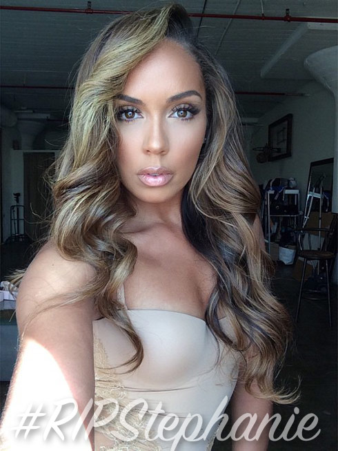 cast react to death of Stephanie Moseley