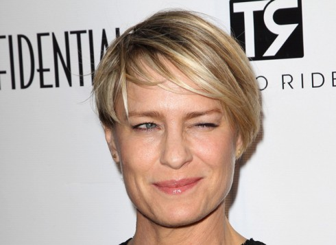 Los Angeles Confidential Magazine cover star Robin Wright celebrates the 'Women Of Influence' issue Featuring: Robin Wright Where: Los Angeles, California, United States When: 04 Jun 2014 Credit: FayesVision/WENN.com