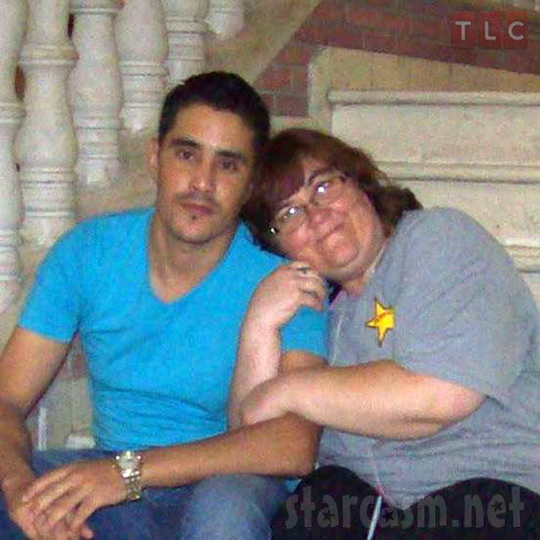 Danielle and Mohamed from 90 Day Fiance