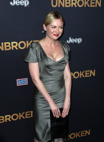 Universal Pictures present the Los Angeles Premiere of UNBROKEN
