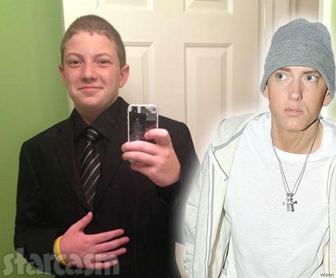 Eminem-Visits-Gage-Garmo