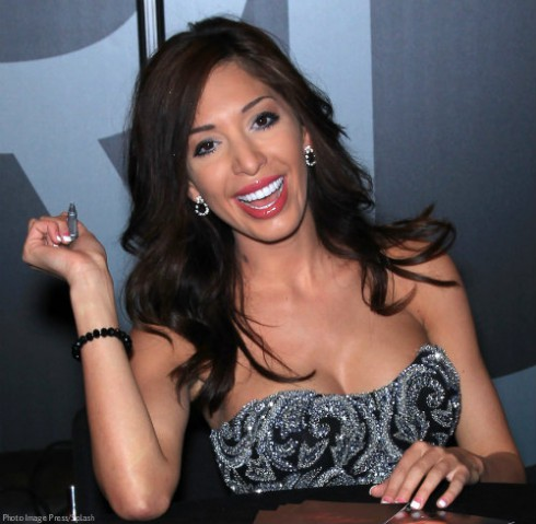 Farrah Abraham AVN Awards Official