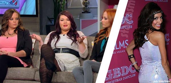 Farrah Abraham talks awkward return to Teen Mom - UPI.com