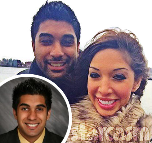 Who is Farrah Abraham's boyfriend Simon Saran