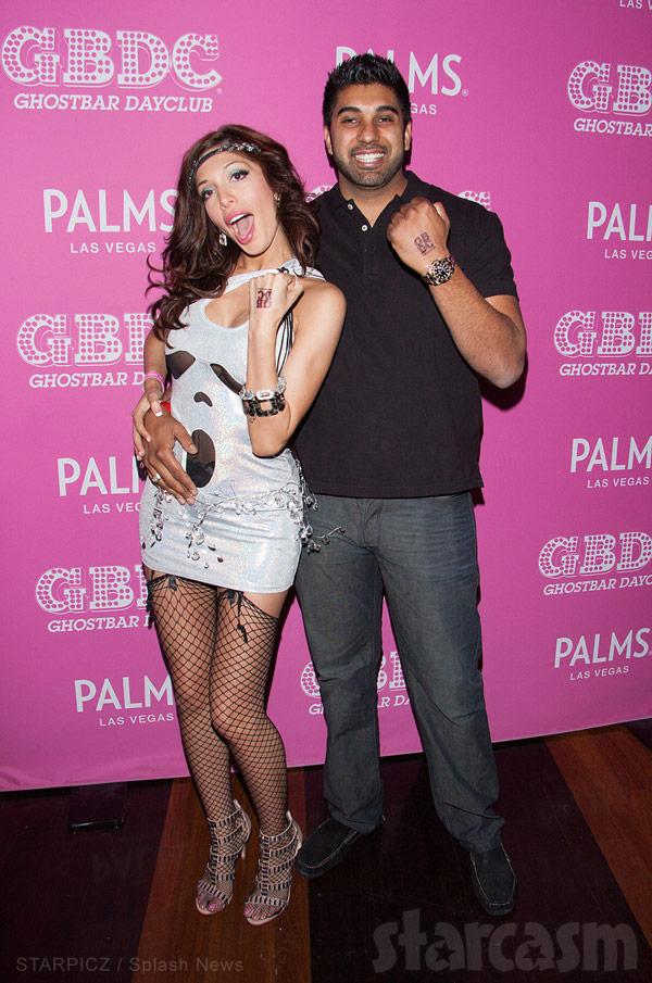 Farrah Abraham new boyfriend Simon Saran