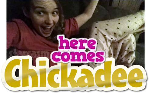 Here Comes Chickadee Anna Cardwell spin-off show