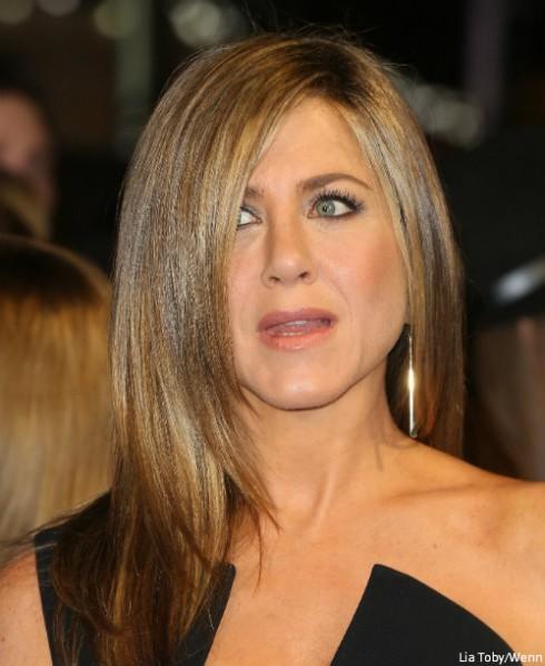 Jennifer Aniston First Love