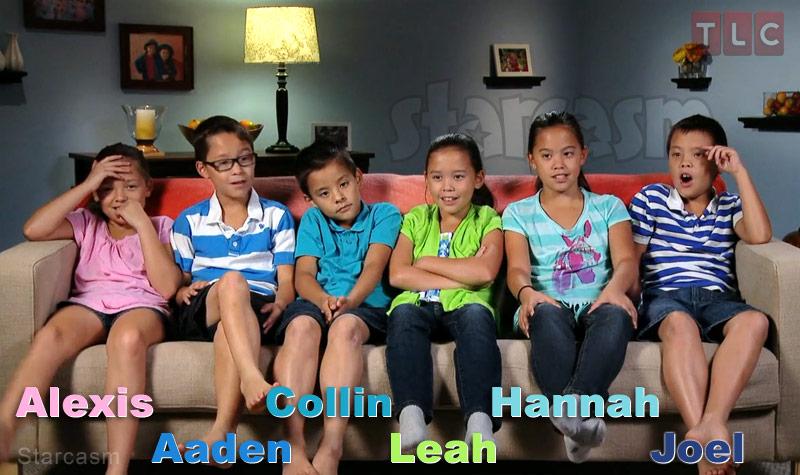 Gosselin Kids 2015