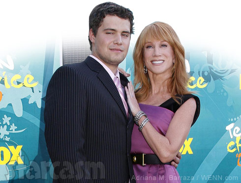 The Cougar Club Kathy Griffin Levi Johnston