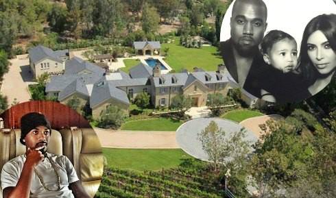 Kim and Kanye House
